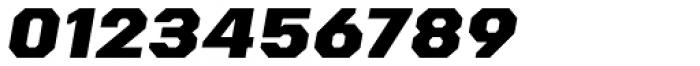 VTF Charisma Black Oblique Font OTHER CHARS