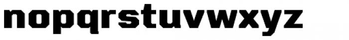 VTF Charisma Black Font LOWERCASE
