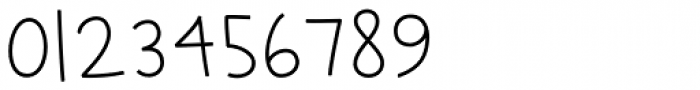 VTG Pennyloafer Round Font OTHER CHARS