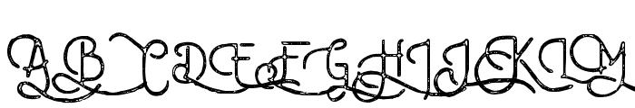 VulturemotorDemo Font UPPERCASE
