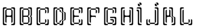 Vulcano Font UPPERCASE