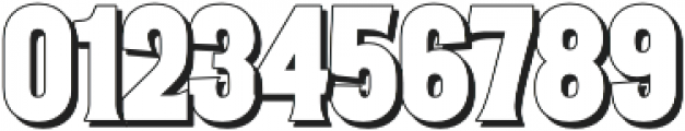 VVD Golden Horn Shadow otf (400) Font OTHER CHARS