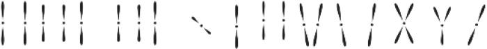 VVDS_Bimbo Condensed Decor One otf (400) Font UPPERCASE