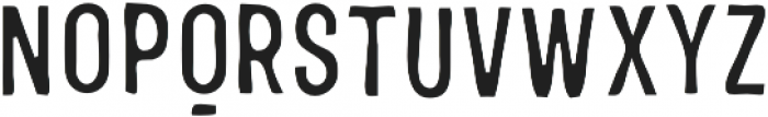 VVDS_Bimbo Condensed Fill otf (400) Font UPPERCASE