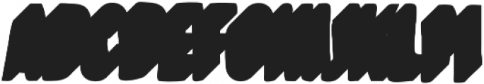 VVDS_Bimbo Condensed Shadow Two otf (400) Font LOWERCASE