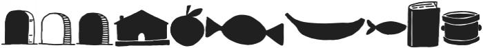 VVDS_Bimbo Decor One otf (400) Font OTHER CHARS