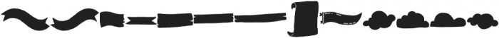VVDS_Bimbo Decor One otf (400) Font UPPERCASE