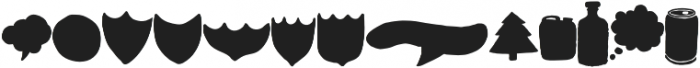 VVDS_Bimbo Decor One otf (400) Font LOWERCASE