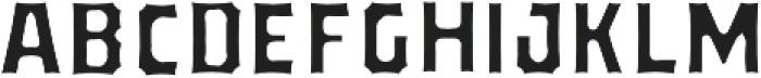 VVDS_Bimbo Sans Fill otf (400) Font UPPERCASE