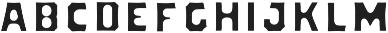VVDS_Bimbo Sans Fill otf (400) Font LOWERCASE