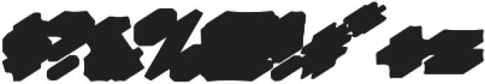 VVDS_Bimbo Sans Shadow 2 otf (400) Font OTHER CHARS