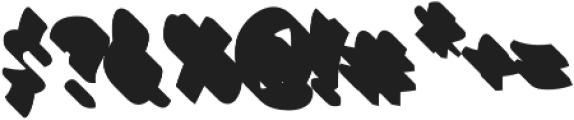 VVDS_Bimbo Script Shadow otf (400) Font OTHER CHARS
