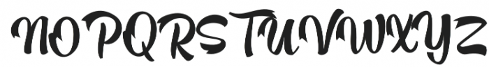 VVDS_Bimbo Script otf (400) Font UPPERCASE