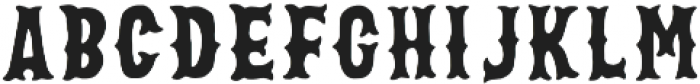 VVDS_Bimbo Serif Main otf (400) Font UPPERCASE