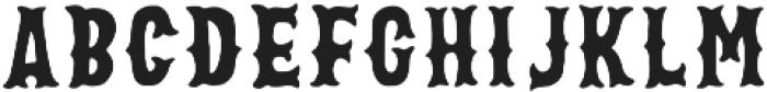 VVDS_Bimbo Serif Main otf (400) Font LOWERCASE