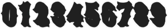 VVDS_Bimbo Serif Shadow 1 otf (400) Font OTHER CHARS