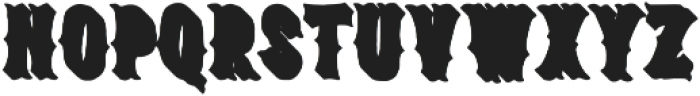 VVDS_Bimbo Serif Shadow 1 otf (400) Font UPPERCASE
