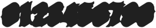 VVDS_Bimbo Serif Shadow 2 otf (400) Font OTHER CHARS