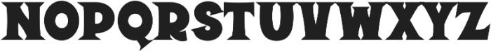 VVDS_Halau_Serif Bold otf (700) Font UPPERCASE