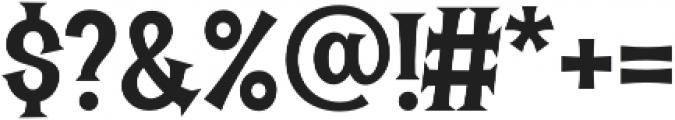 VVDS_Halau_Serif Light otf (300) Font OTHER CHARS