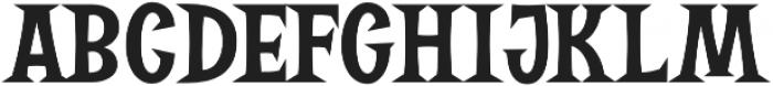 VVDS_Halau_Serif Light otf (300) Font UPPERCASE