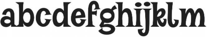 VVDS_Halau_Serif Light otf (300) Font LOWERCASE