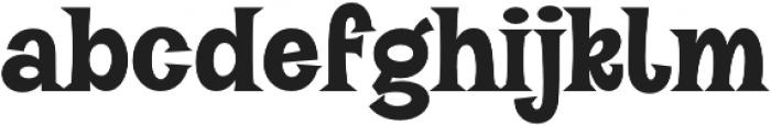VVDS_Halau_Serif otf (400) Font LOWERCASE