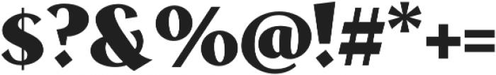 VVDS_Le Bonjour Bold Clean otf (700) Font OTHER CHARS