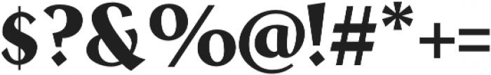 VVDS_Le Bonjour Regular Clean otf (400) Font OTHER CHARS