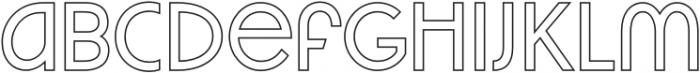 VVDS_Praliner Medium Stroke otf (500) Font LOWERCASE