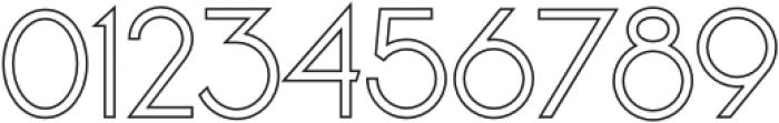 VVDS_Praliner Regular Stroke otf (400) Font OTHER CHARS