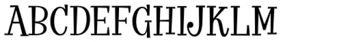 VVDS Big Tickle Light Font UPPERCASE