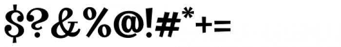 VVDS Big Tickle Medium Font OTHER CHARS