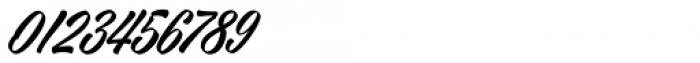 VVDS Big Tickle Script Font OTHER CHARS
