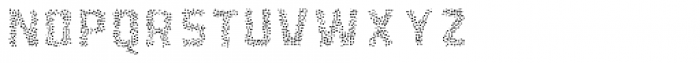 VVDS Bimbo Sans Decor 3 Font UPPERCASE