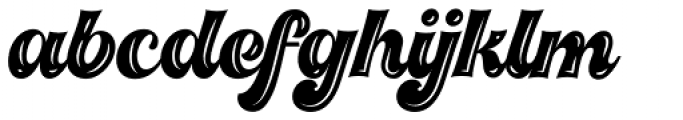 VVDS Pacifica Highlight Font LOWERCASE