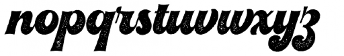 VVDS Pacifica Pressed Font LOWERCASE
