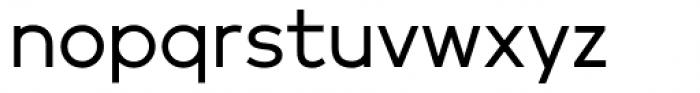 VVE Giallo Book Font LOWERCASE