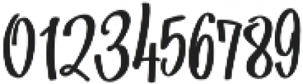 Vytorla Swirls otf (400) Font OTHER CHARS