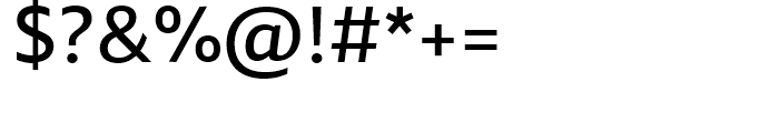 Vyoma Medium Font OTHER CHARS