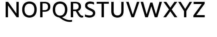 Vyoma Medium Font UPPERCASE