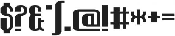 Wabbit Sans ttf (400) Font OTHER CHARS