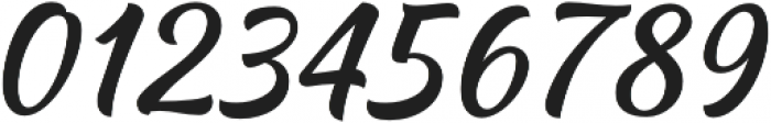 Waialua Black otf (900) Font OTHER CHARS