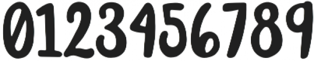 Waliroo otf (400) Font OTHER CHARS