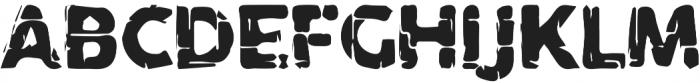 Wallgate otf (400) Font UPPERCASE