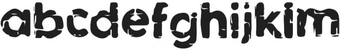 Wallgate otf (400) Font LOWERCASE