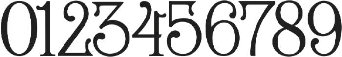 Wallington Pro ttf (400) Font OTHER CHARS