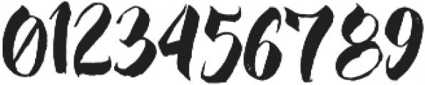 Wanderlove otf (400) Font OTHER CHARS