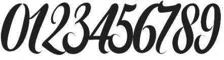Wanih otf (400) Font OTHER CHARS