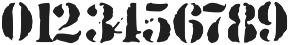 WarIsInTheAir ttf (400) Font OTHER CHARS